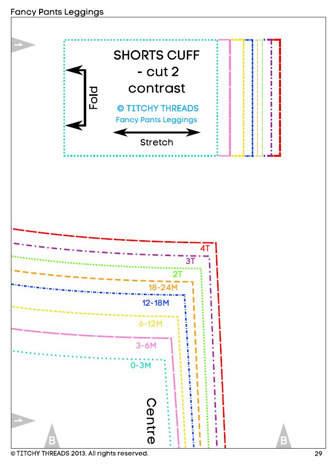 butt exercise chart printable pdf