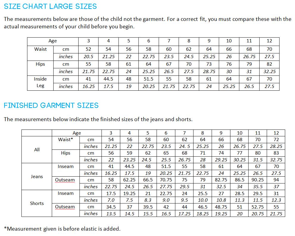 Small Fry Skinny Jeans Pdf Pattern